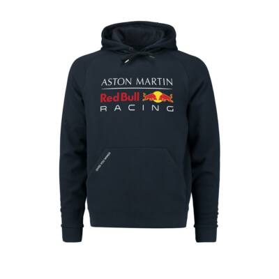 Red Bull Racing pulóver - Large Team Logo kék