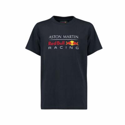 Red Bull Racing gyerek póló - Large Team Logo