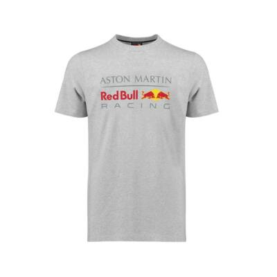 Red Bull Racing póló - Large Team Logo szürke