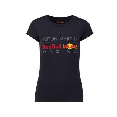 Red Bull Racing top - Large Team Logo kék