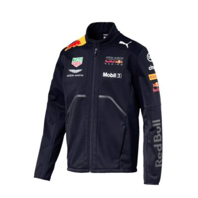 Red Bull Racing softshell pulóver - Team