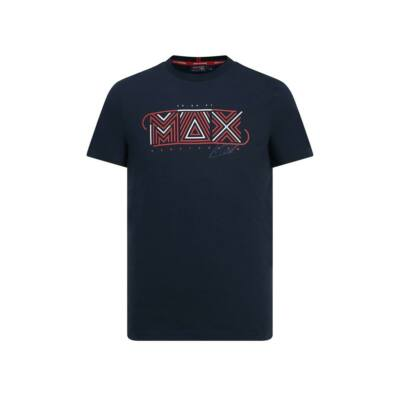 Red Bull Racing póló - Max kék
