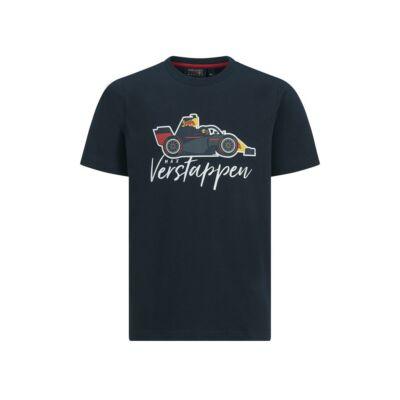 Red Bull Racing gyerek póló - Verstappen