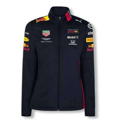 Red Bull Racing női softshell pulóver - Team