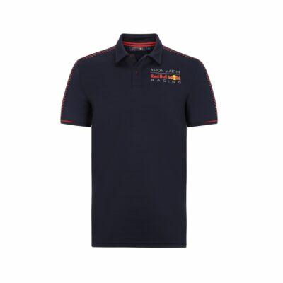Red Bull Racing galléros póló - Duocolor kék