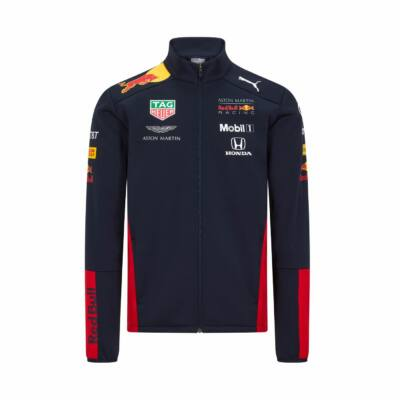 Red Bull Racing gyerek softshell pulóver - Team