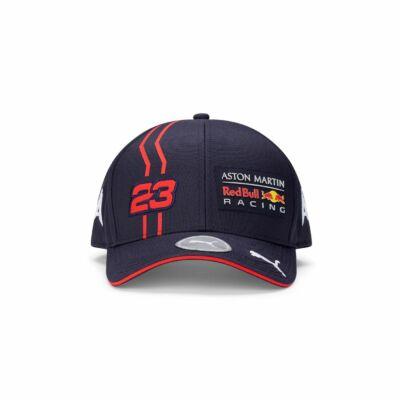 Red Bull Racing gyerek sapka - Driver Alexander Albon Baseball