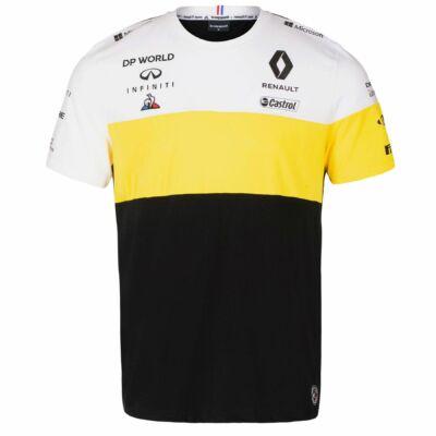 Renault F1 póló - Team Black