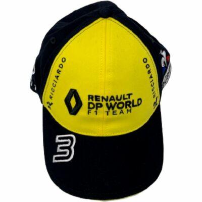 Renault F1 sapka - Driver Daniel Ricciardo