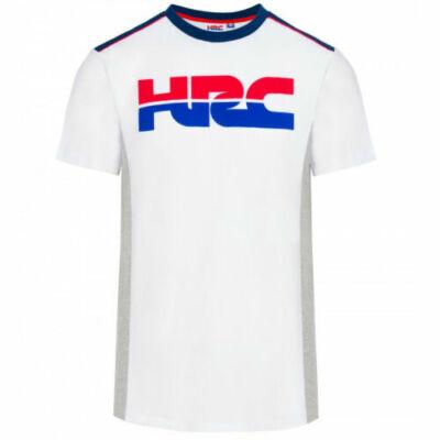 Honda póló - HRC Duocolor fehér