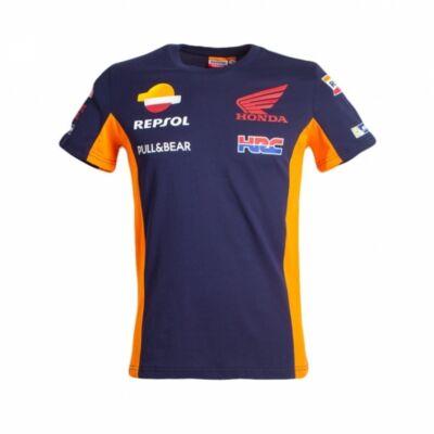 Repsol Honda póló - Racing Team kék