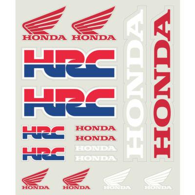 Repsol Honda matrica szett - HRC