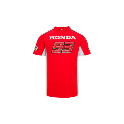 Repsol Honda póló - Dual Marquez piros