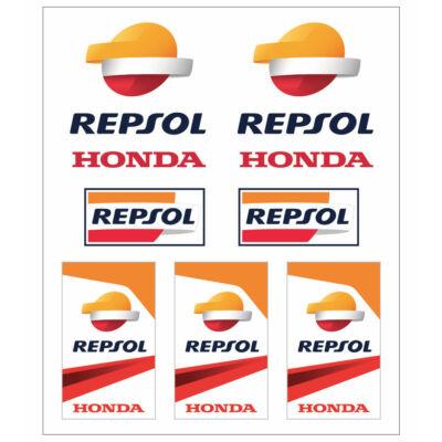 AliExpress új hiteles a teljes gyűjtemény Repsol Honda matrica szett - Repsol a GPshoptól