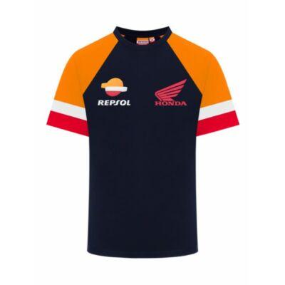 Repsol Honda póló - Team Colours