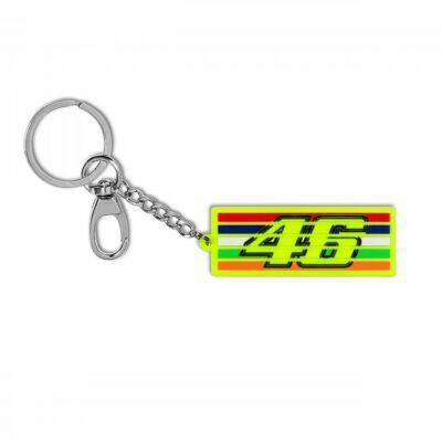 Rossi kulcstartó - Stripes