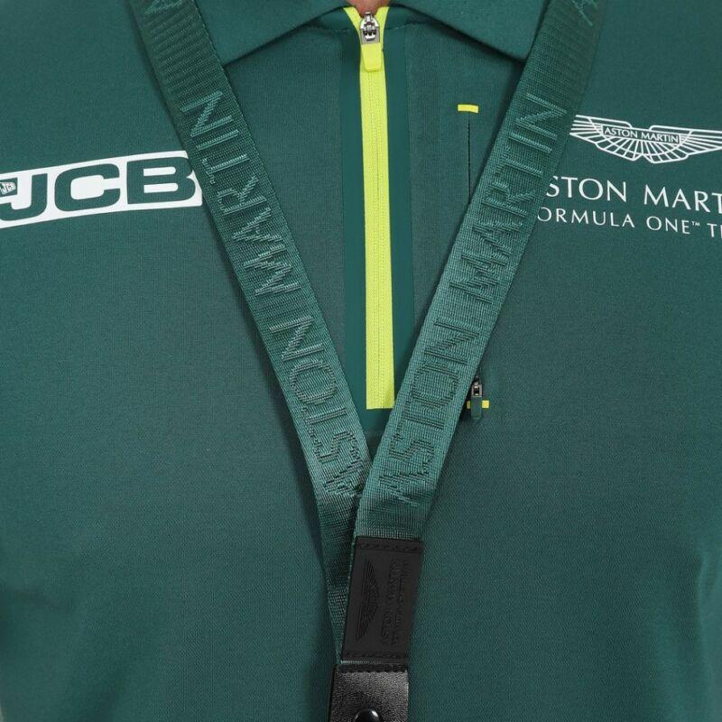 Aston Martin nyakpánt - Team zöld