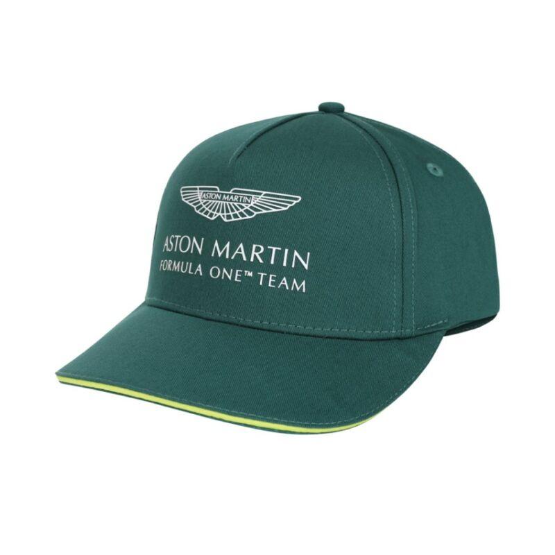 Aston Martin gyerek sapka - Team zöld