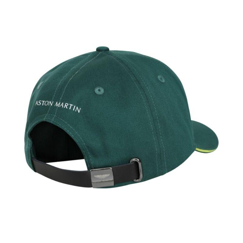 Aston Martin sapka - Team zöld