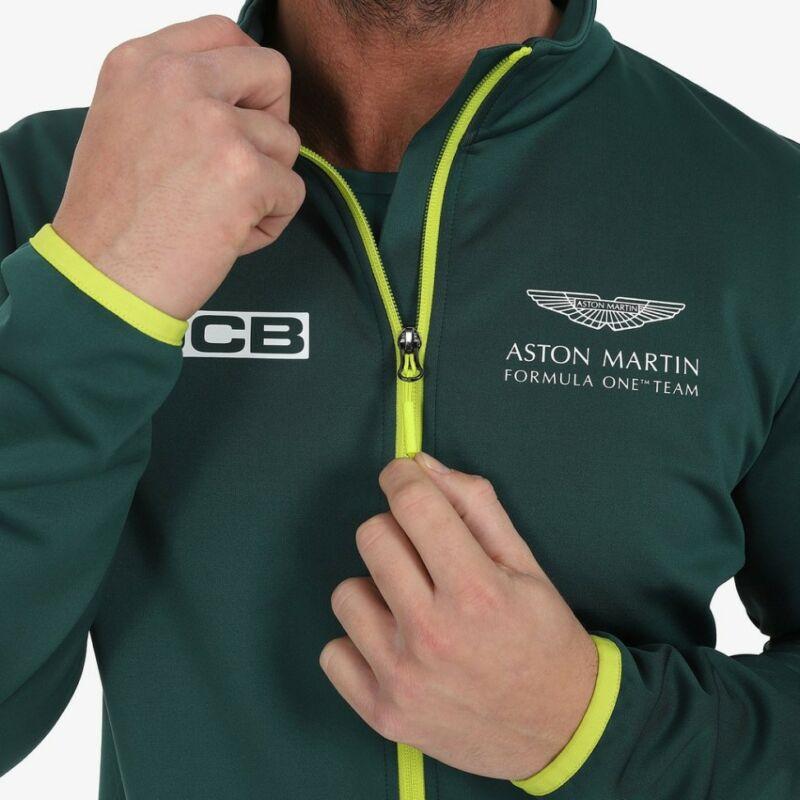 Aston Martin softshell pulóver - Team