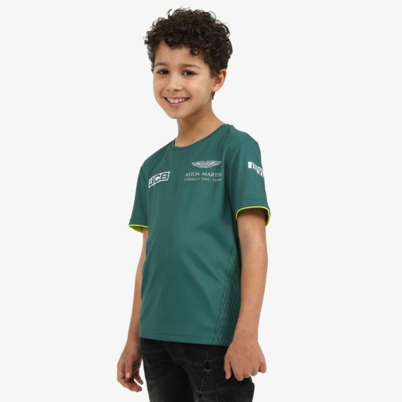 Aston Martin gyerek póló - Team