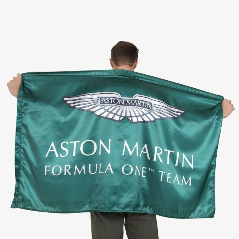 Aston Martin zászló - Team