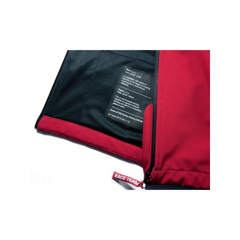 Alfa Romeo softshell kabát - Team