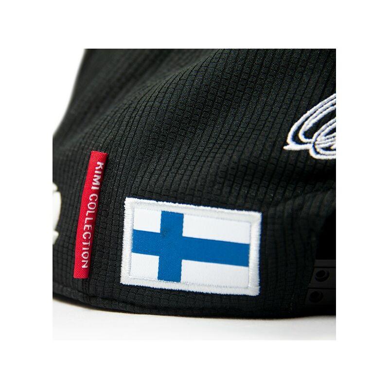 Alfa Romeo sapka - Driver Kimi Raikkönen Flatbrim