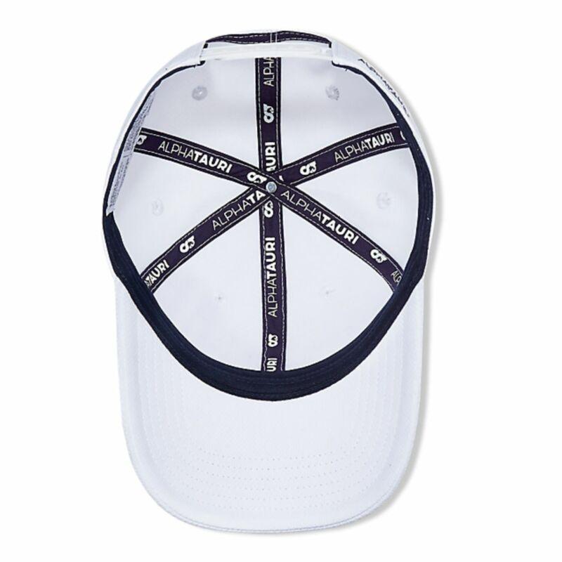 AlphaTauri sapka - Team Logo fehér