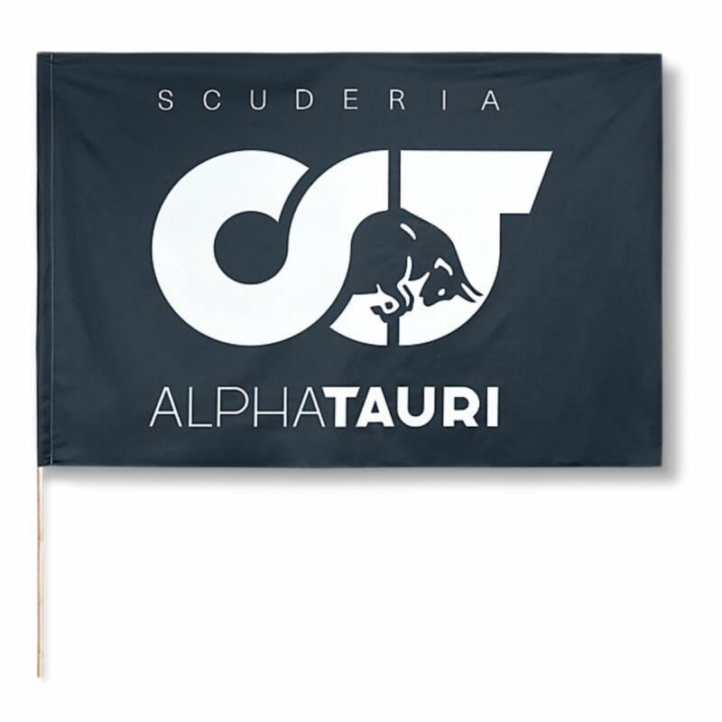 AlphaTauri zászló - Team Logo