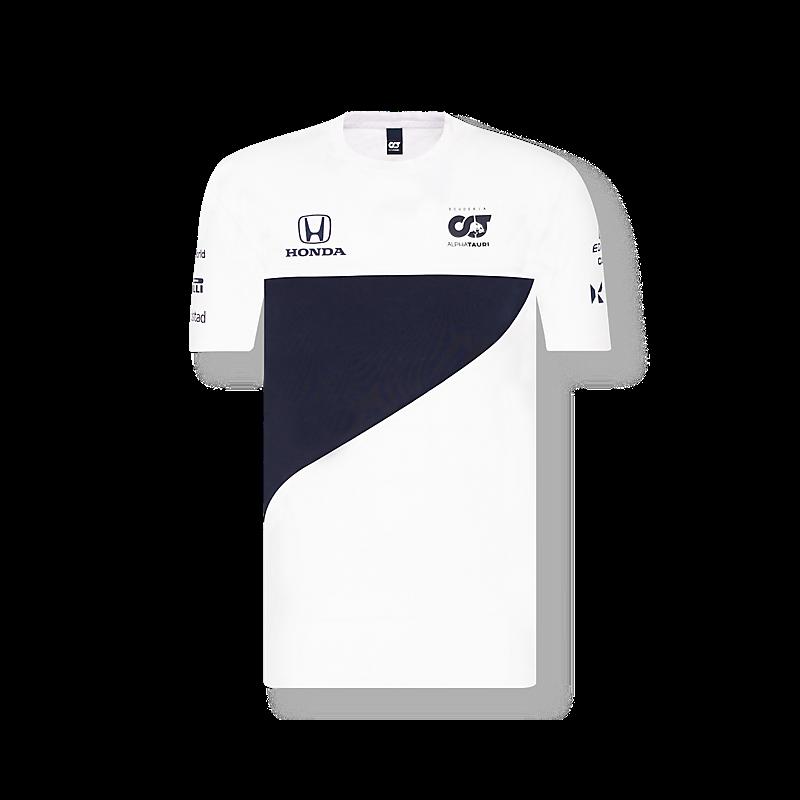 AlphaTauri póló - Team fehér