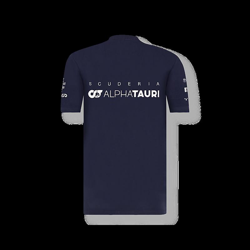 AlphaTauri póló - Team kék