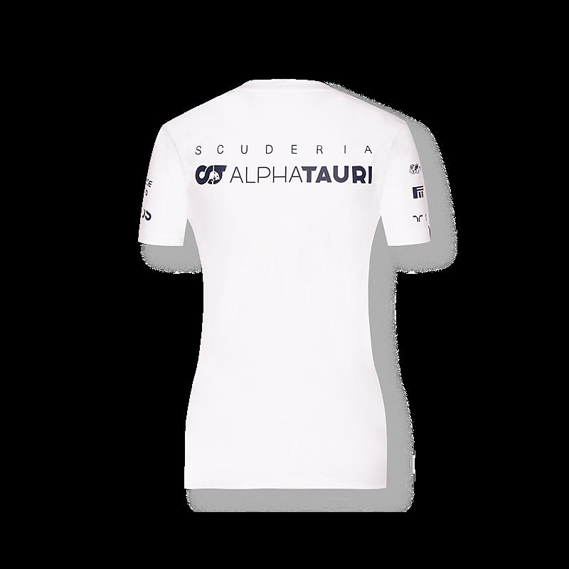 AlphaTauri top - Team fehér