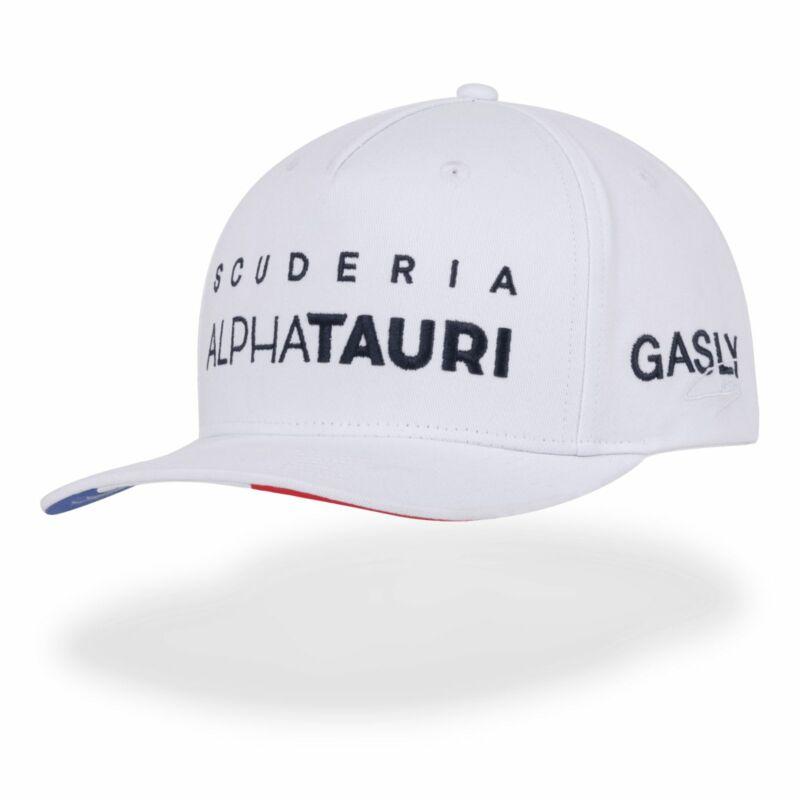 AlphaTauri sapka - Driver Pierre Gasly