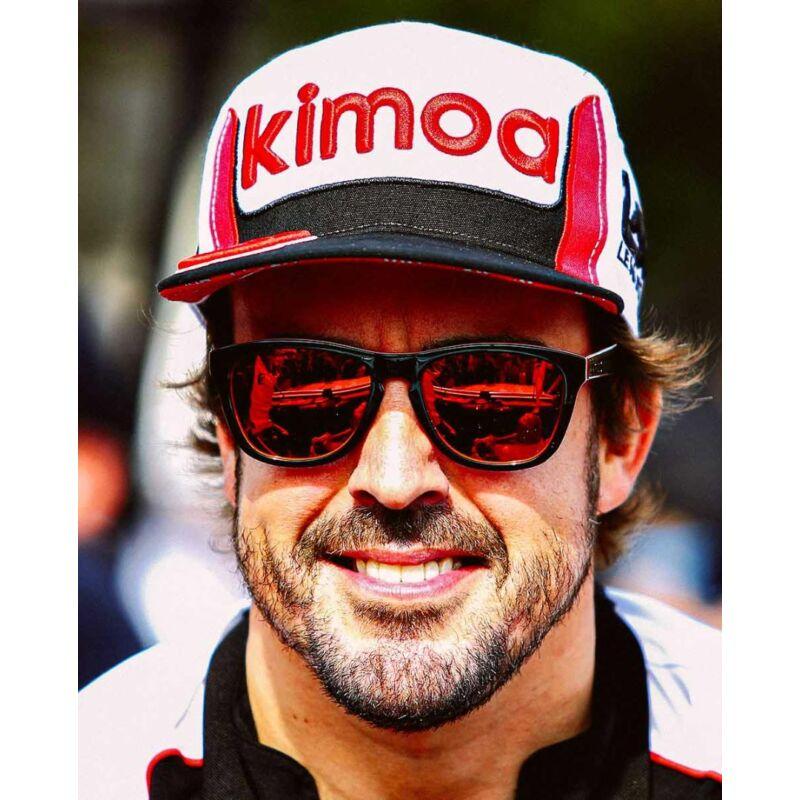 Fernando Alonso sapka - Winner Le Mans 24 Flatbrim