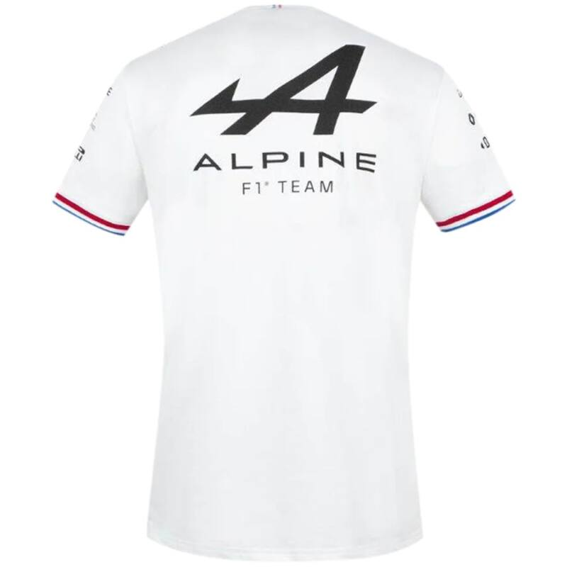 Alpine póló - Team White