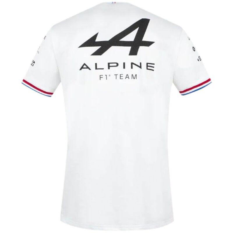 Alpine gyerek póló - Team White