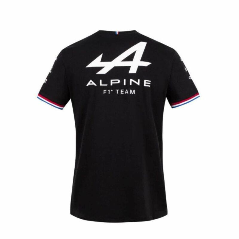 Alpine póló - Team Black