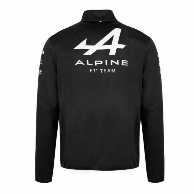 Alpine softshell pulóver - Team