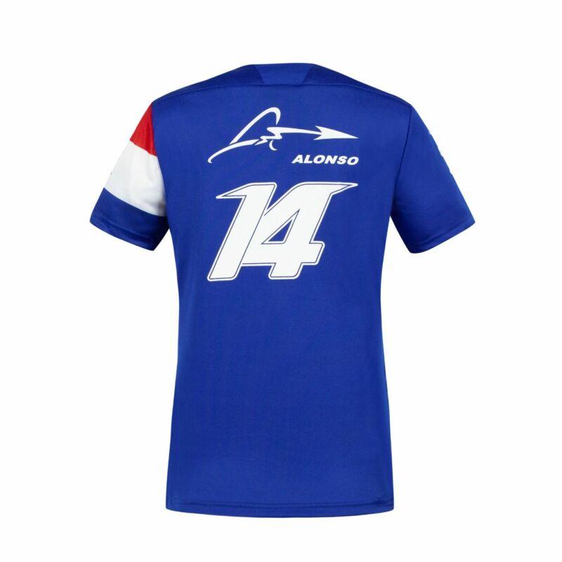 Alpine top - Fernando Alonso