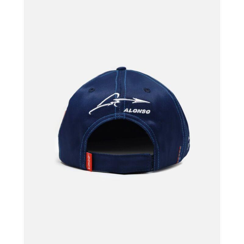 Alpine sapka - Driver Fernando Alonso Flatbrim