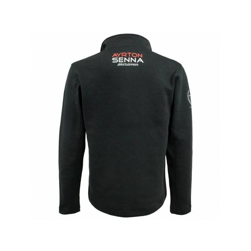 Senna pulóver - Side Zip