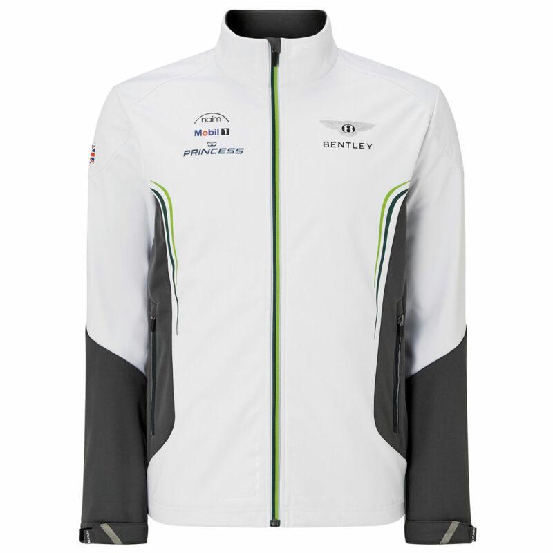 Bentley softshell kabát - Team