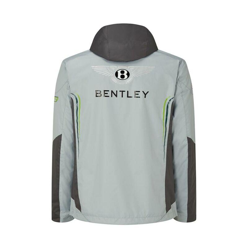Bentley kabát - Team szürke