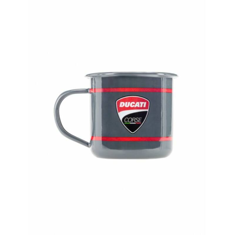 Ducati bögre - Ducati Steel