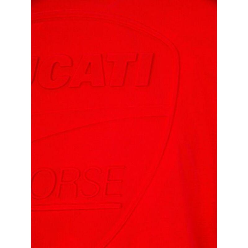 Ducati póló - Lifestyle piros