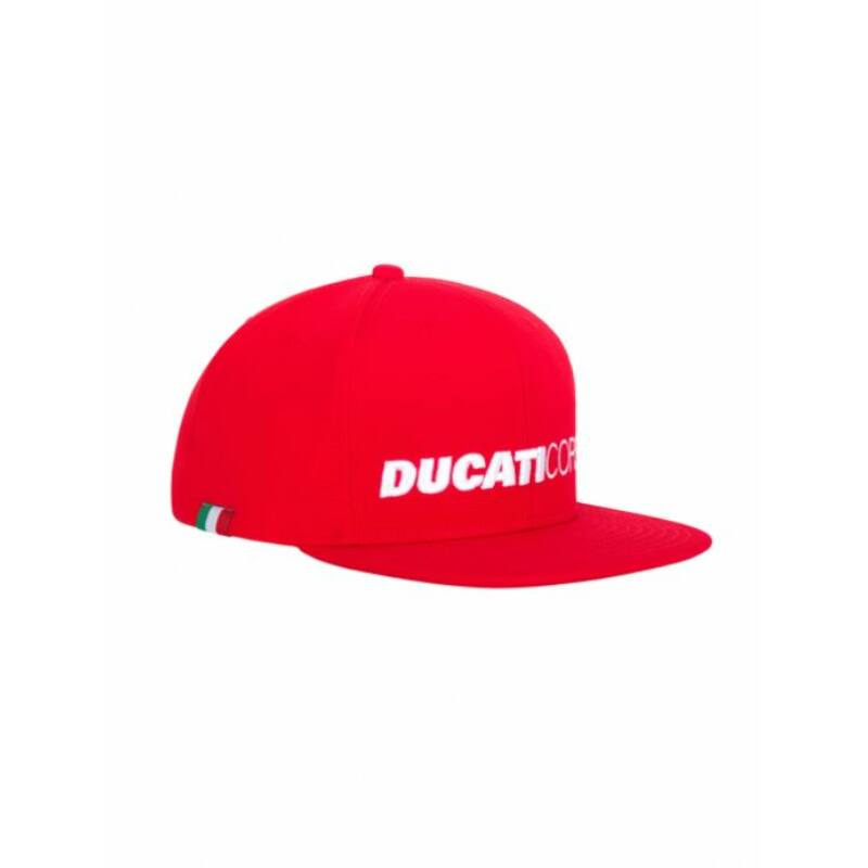 Ducati sapka - Ducati Corse Flatbrim