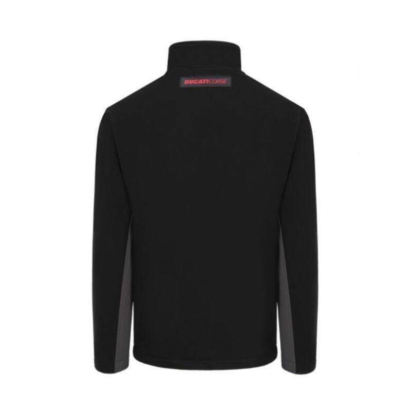 Ducati softshell pulóver - Small Logo