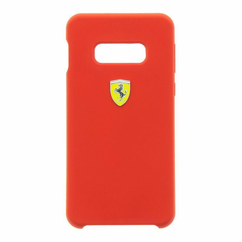 Ferrari keménytok - Scudetto piros