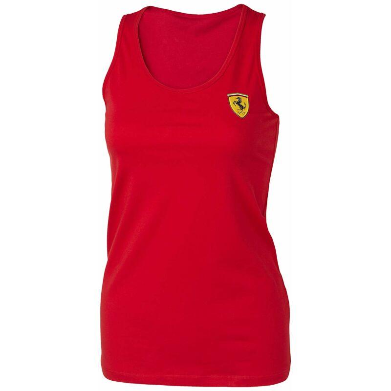Ferrari női trikó - Scudetto Basic Red